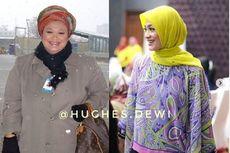 Cerita Sukses Dewi Hughes Turun 90 Kg dalam 15 Bulan, Dietnya Murah dan Kenyang