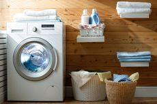 Mesin Cuci Berbau Tak Sedap? Ini Penyebab dan Cara Membersihkannya