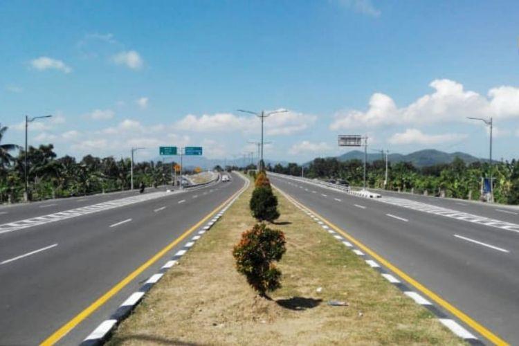 Infrastruktur menuju KSPN Mandalika