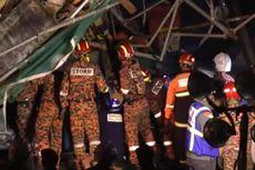 Jembatan Ambruk di Malaysia Tewaskan 2 Wanita dalam Perjalanan ke Tempat Kerja