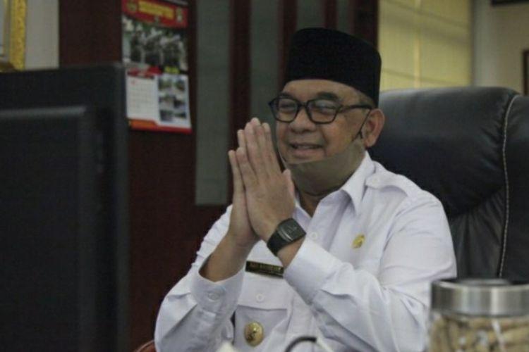 Wakil Gubernur Riau Edy Natar Nasution.