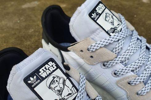 Hitam-Putih, Warna Andalan Stormtrooper dalam Adidas Nite Jogger