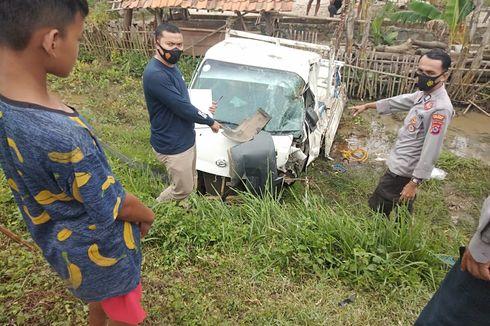 Mobil Terpental 15 Meter Usai Tertabrak KA, Syarifudin Tewas dalam Kecelakaan Maut