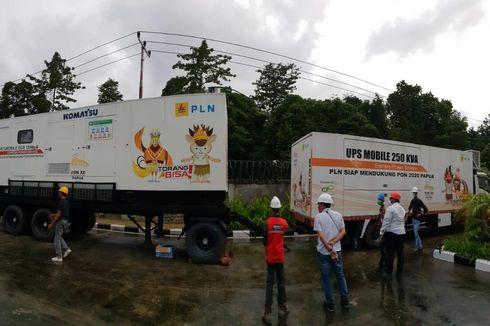 PLN Selesaikan Infrastruktur Penunjang PON Papua di Kabupaten Mimika