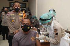 Jika Ada Polisi Menolak Divaksin, Kapolda Papua Perintahkan Propam Tangkap agar Tetap Disuntik
