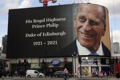 Sebelum Wafat, Pangeran Philip Jalani Perawatan Penyakit Jantung