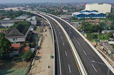 Konstruksi Tol BORR Seksi 3 Tuntas Tutup Tahun