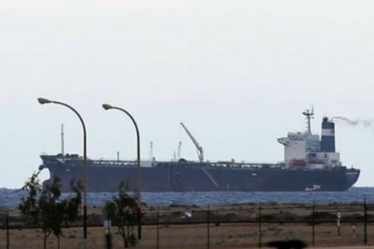 Ilustrasi: Kapal tanker