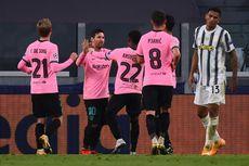 Hasil Liga Champions - Barcelona Bungkam Juventus, Man United-Chelsea Pesta Gol