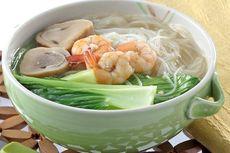 Resep Bihun Kuah Jamur Udang, Makanan Sehat yang Praktis