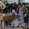 Kepala Suku Amazon Tewas karena Covid-19, Pemakaman Diiringi Tarian dan Nyanyian