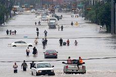 Dampak Badai Harvey, 300.000 Warga Houston Tanpa Listrik