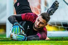 Gianluigi Donnarumma Tak Perpanjang Kontrak di AC Milan