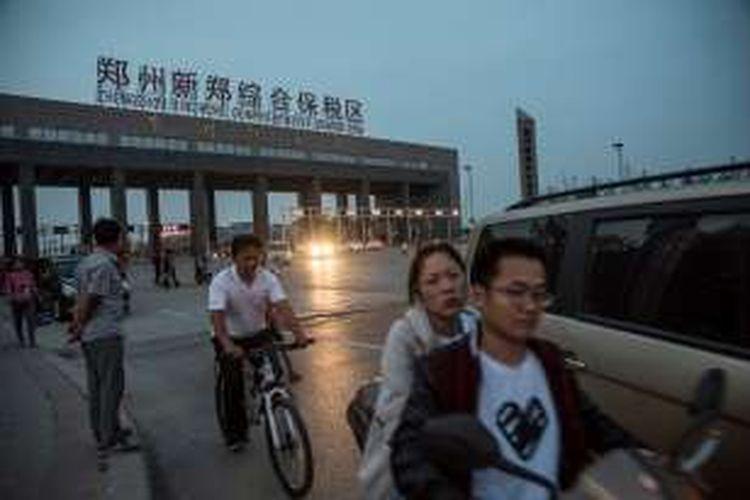 Zhengzhou, China.