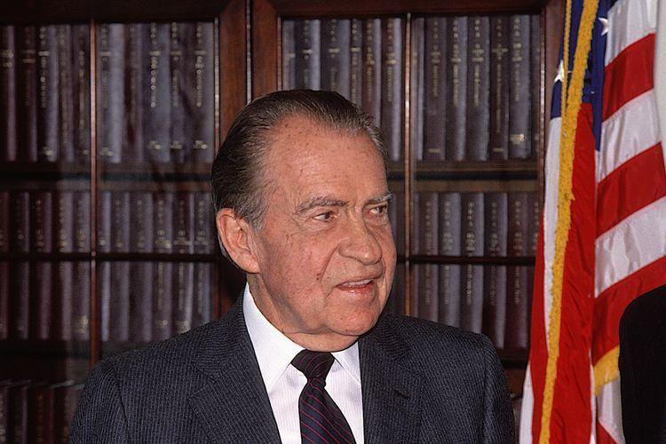 Mantan Presiden AS Richard Nixon