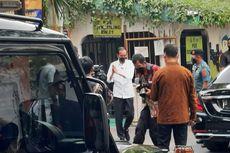 Jokowi Sidak Pelaksanaan PPKM Mikro di Cempaka Putih