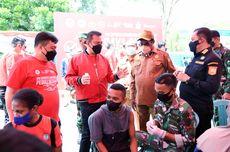 PB Esport Indonesia Gelar Vaksinasi dan Baksos di Papua