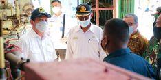 Kunjungi Poltek KP Pariaman, Menteri Trenggono Minta Generasi Muda Bangun Jiwa Wirausaha