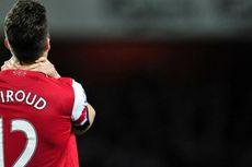 Rosicky Harap Giroud Jadi Mesin Gol Arsenal