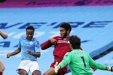 Kicauan Sterling Usai Man City Hajar Liverpool 4 Gol Tanpa Balas