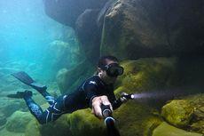 Menyelami Jejak Laut Dangkal nan Eksotis di Hulu Cileungsi Bogor