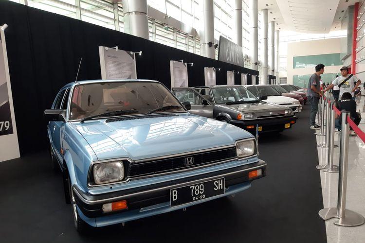 Honda Accord di Honda Fastival 2(KOMPAS.com/Ruly)