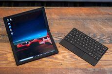 Lenovo Pamerkan Laptop Layar Lipat ThinkPad X1 Fold