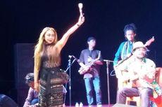 Dalam Maumere Jazz Fiesta Flores 2016, Trie Utami Sajikan Lagu Daerah