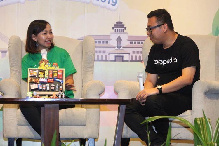 Jumlah seller Tokopedia di Indonesia lebih dari 7 juta. Mereka menjual lebih dari 200 juta jenis produk terdaftar dengan harga transparan.
