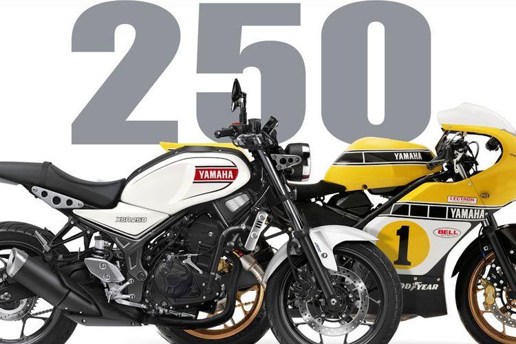 Yamaha dikabarkan akan meluncurkan XSR250