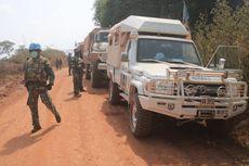 Mahfud MD Apresiasi Keberhasilan Kontingen Garuda di Kongo
