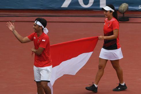 Tampil Dominan, Tim Tenis Indonesia Bisa Juara Umum SEA Games 2019