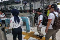 Kritikan Penyandang Disabilitas soal Fasilitas Stasiun Tanjung Priok Akan Sampaikan ke PT KAI