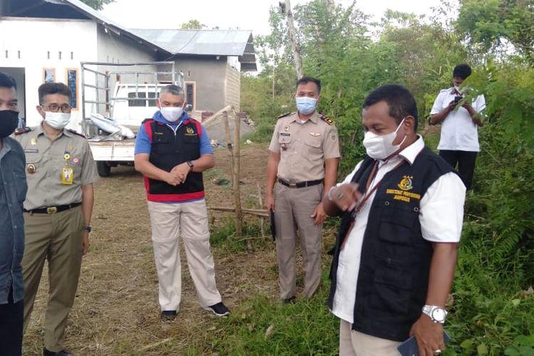 Kejaksaan Agung menyita 30 bidang tanah serta Sertifikat Hak Guna Bangunan (HGB) atas nama PT Andalan Tekhno Korindo yang terafiliasi dengan tersangka Benny Tjokrosaputro.