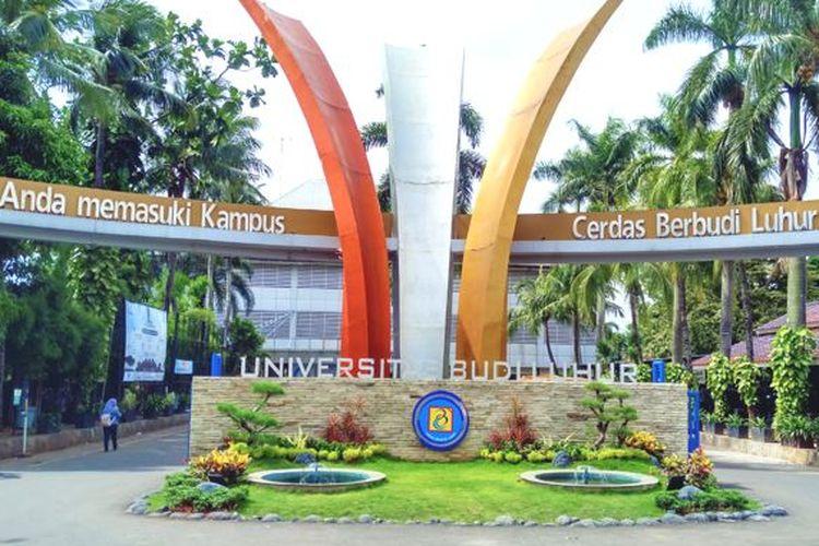 Universitas Budi Luhur.