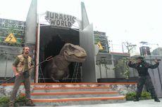 Wow, Ada Dinosaurus di Singapura!