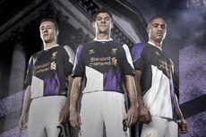 Liverpool Rilis Seragam Ketiga Musim 2013-14
