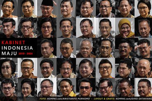 Daya Dobrak Kabinet Indonesia Maju