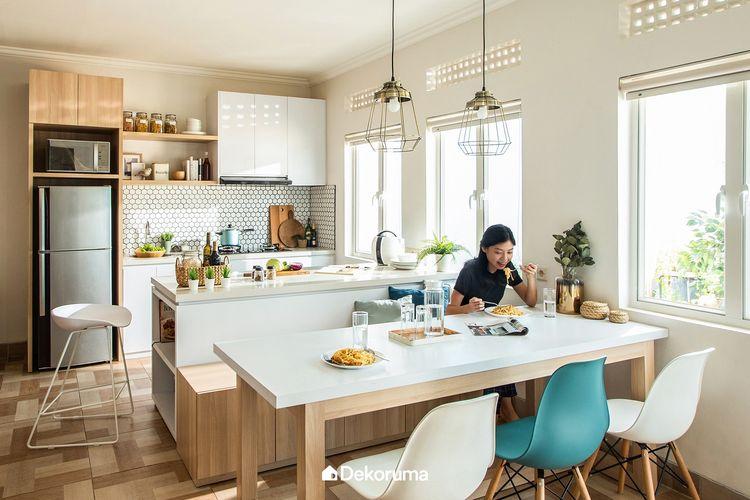 Agar Ruang Makan Tak Membosankan Ikuti 5 Cara Ini Halaman All Kompas Com
