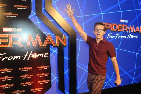Kisah Lucu Saat Tom Holland Kali Pertama Bertemu Pencipta Spider-Man