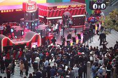 Jelang Global Shopping Festival, Terjadi Lonjakan Transaksi 113 Persen