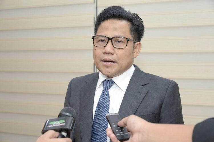 Wakil Ketua Dewan Perwakilan Rakyat (DPR) Koordinator Bidang Kesejahteraan Rakyat (Korkesra) Abdul Muhaimin Iskandar atau Gus AMI.