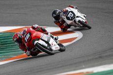 Mario SA Raih Pole Position di CEV Moto3 Barcelona