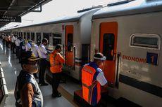 Penumpang KA Jarak Jauh Tak Bisa Pesan Tiket di Loket Stasiun