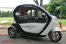 Apakah Motor Listrik Roda Tiga Balis Punya STNK?