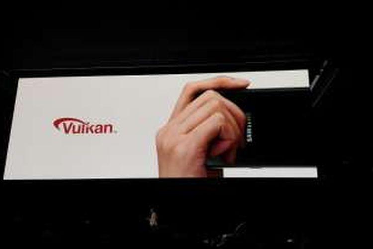 Samsung Galaxy S7 dan S7 Edge dilengkapi dukungan Vulkan API