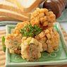 Resep Bola Roti Goreng Ayam, Bikin Pakai Roti Tawar Sisa