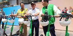 Grab Indonesia kepada Pengguna GrabWheels: Kembalikan Helm Kami