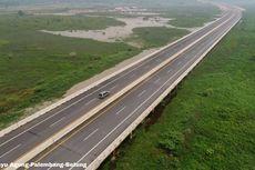 [POPULER PROPERTI] Tol Kayu Agung-Kramasan Lintasi Salah Satu Jembatan Terpanjang di Indonesia