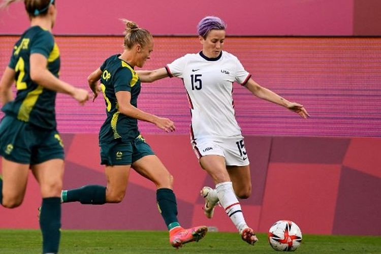 Hasil Sepak Bola Putri Olimpiade Tokyo - Brasil Gugur, AS ...